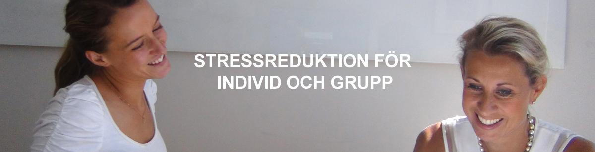Stressreduktion för individ och grupp i Stockholm